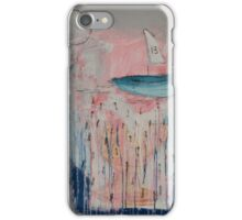 Boats and bones iPhone Case/Skin