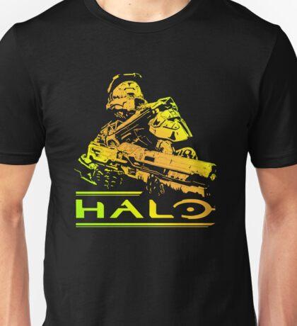 Halo - Gold Unisex T-Shirt