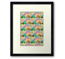 Ice-cream cones 2 Framed Print