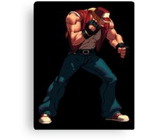 Terry Bogard Canvas Print