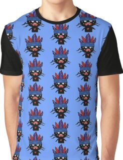 Webber with a Feather Hat (Bust)  Graphic T-Shirt