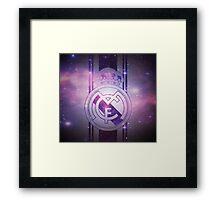 Real Madrid Galaxy Framed Print