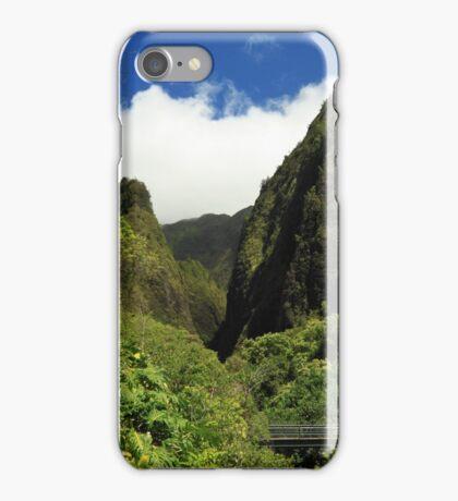 Iao Needle - Iao Valley iPhone Case/Skin
