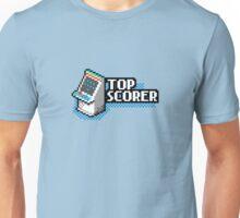 Pixel Arcade Top Scorer Unisex T-Shirt