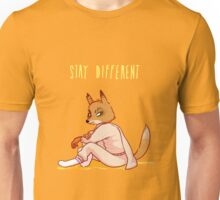 Stay Different Unisex T-Shirt