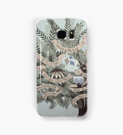 An Inspirational Tree Samsung Galaxy Case/Skin