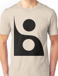 Yin and Yang. Unisex T-Shirt