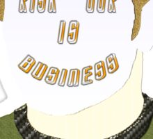 Risk is our Business Sticker