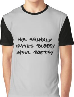 Shankly Graffiti Graphic T-Shirt