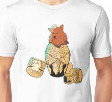Wolf in sheep's matrojschka Unisex T-Shirt