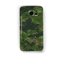 CADPAT, Camouflage, first pixellated, Digital, Battledress Samsung Galaxy Case/Skin