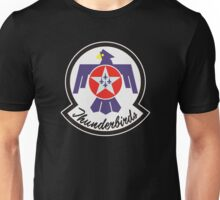 United States Air Force Thunderbirds crest Unisex T-Shirt