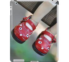 Little shoes iPad Case/Skin