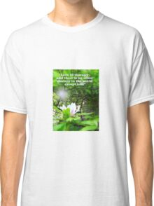 Love is Therapy Classic T-Shirt
