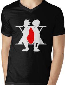 HxH Mens V-Neck T-Shirt