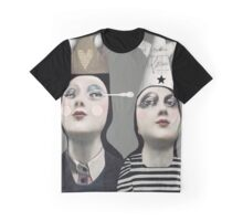 The Girls With Hats Graphic T-Shirt