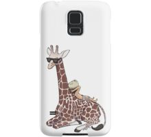 Niall and His Giraffe Samsung Galaxy Case/Skin