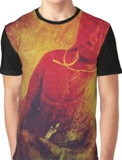 The Buddha Graphic T-Shirt
