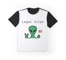 Legal Alien Graphic T-Shirt