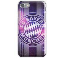 Bayern Munchen Galaxy iPhone Case/Skin