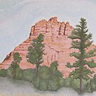 Sedona by Judy Newcomb