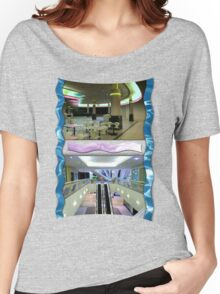 abandoned mall  Women's Relaxed Fit T-Shirt