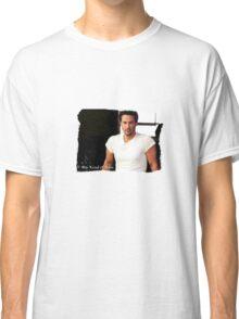 My Kind Of Man (Keanu Reeves Portrait) Classic T-Shirt