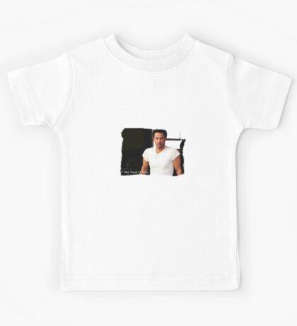 My Kind Of Man (Keanu Reeves Portrait) Kids Tee