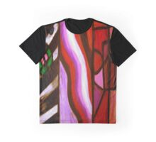 Modern Abstraction Graphic T-Shirt