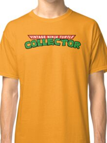 Vintage Turtle Collector Classic T-Shirt