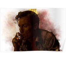 True Detective - Rust Cohle Poster