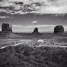 Monuments Of The West by Lucinda Walter