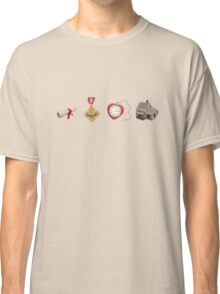 Wizard Of Oz (may contain spoilers) Classic T-Shirt