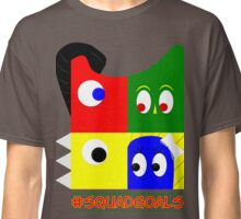 Claymation Squad Goals by Nube Tees Classic T-Shirt