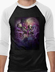 Personal Space Men's Baseball ¾ T-Shirt