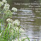 Appreciating Me by CreativeEm