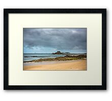 Saint Malo, Brittany, France Framed Print