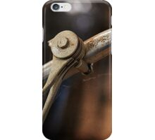 """ Throttle ... Panther '54 Motorcycle "" iPhone Case/Skin"