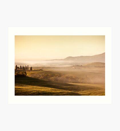Tuscany, Italy Art Print