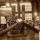 Aircraft Engine by Jane Neill-Hancock