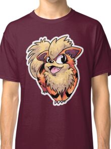 Flame Puppy Woof Classic T-Shirt
