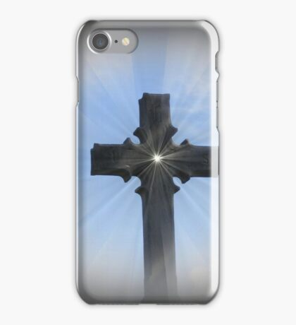 Christ Did It All For You iPhone Case/Skin