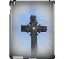 Christ Did It All For You iPad Case/Skin