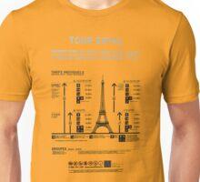 tarif Eiffel  Unisex T-Shirt
