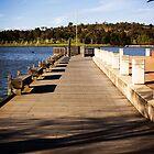 Lake Tuggeranong, Canberra, Australian Capital Territory (5) by Wolf Sverak