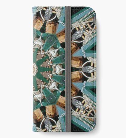 Nautical iPhone Wallet/Case/Skin