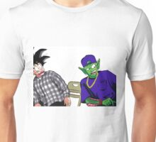 Goku and Piccolo Friday Unisex T-Shirt