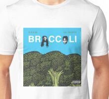 D.R.A.M. feat. Lil Yachty - Broccoli Album Art Unisex T-Shirt