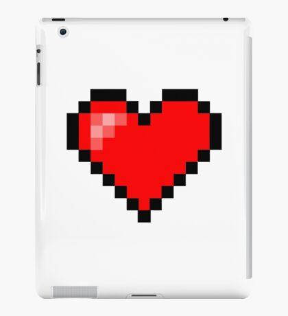 Pixel Heart iPad Case/Skin
