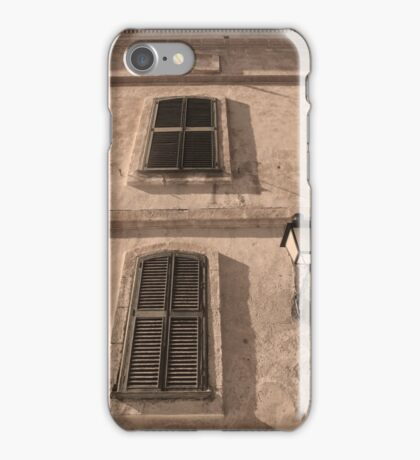 Historic Spain iPhone Case/Skin